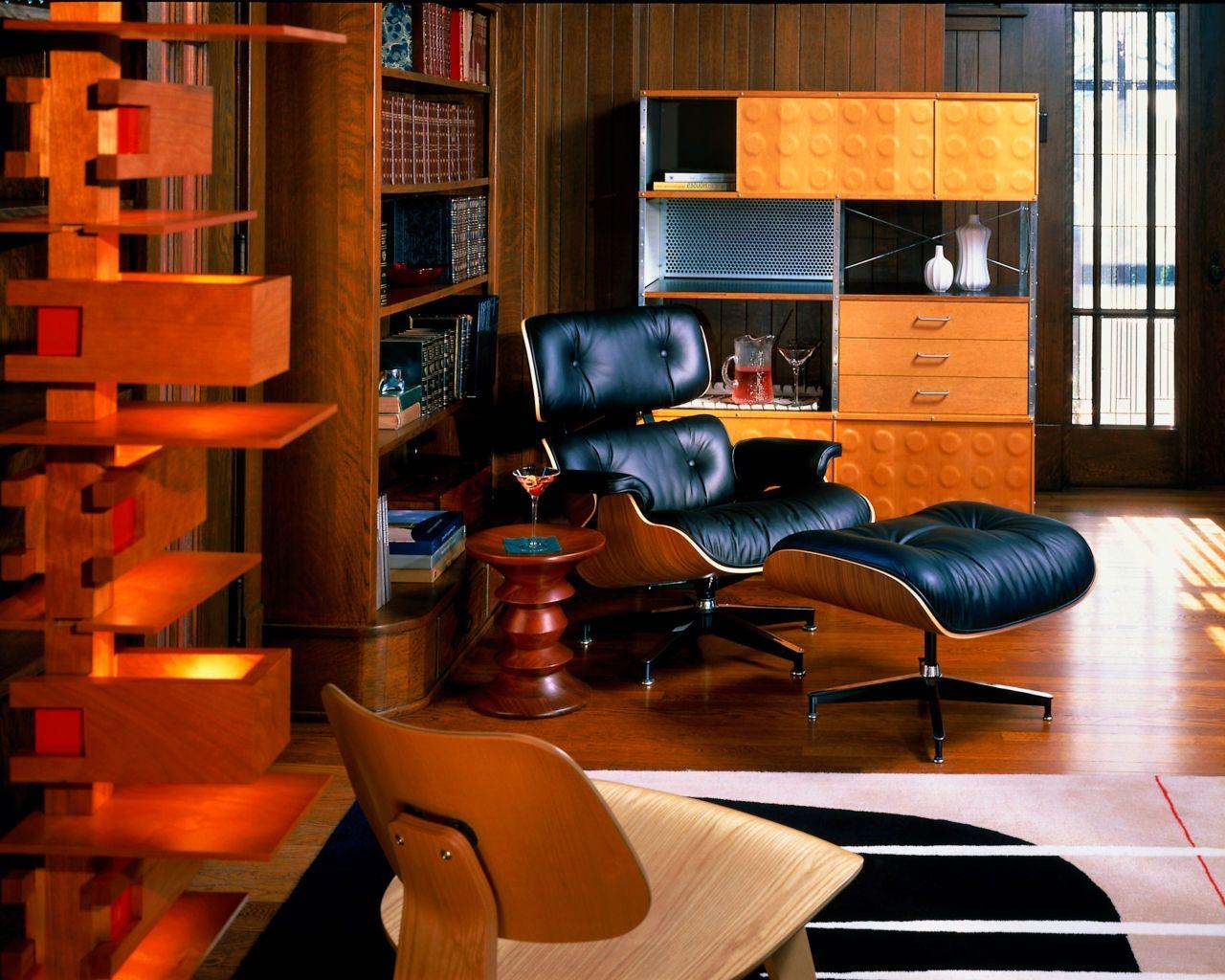 knoll eames chair. 40 Foto\u0027s Waardoor Je Een Eames Lounge Chair Wilt Hebben   Woonhome.nl Knoll C