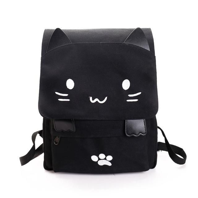Item Type  Backpacks Closure Type  Zipper Pattern Type  Animal Prints Model  Number  Cute Funny Backpack Technics  Jacquard Decoration  Embroidery  Interior  ... 4cc02a8eb0748
