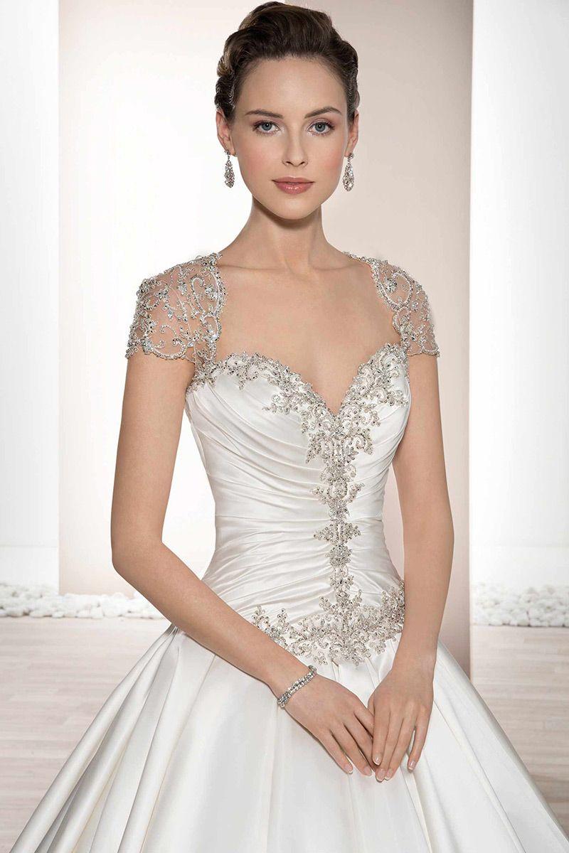 Demetrios Bridal 670 Wedding dresses, Bridal dresses