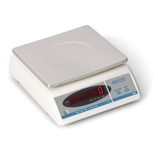 Brecknell 405 6 Weighing Bench Shipping Scale 12 X 0 002lb Best Shipping Scale For Industrial Purpose Bes Digital Scale Shipping Scale Floor Scale