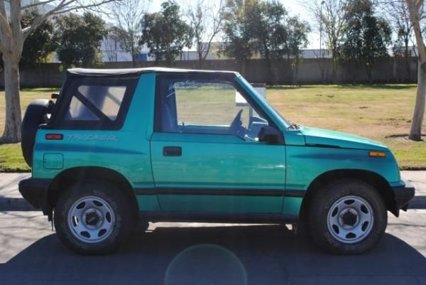 1995 Geo Tracker Information And Photos Tracker Dream Cars Geo