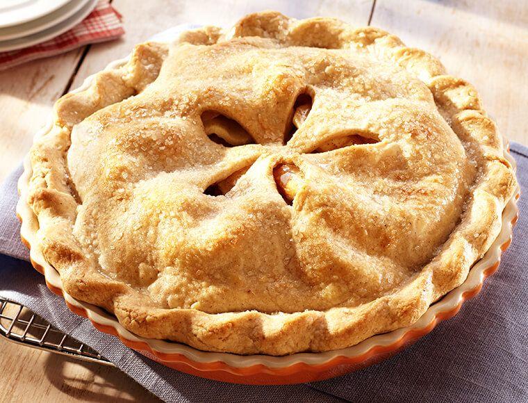Homemade Apple Pie #applepie