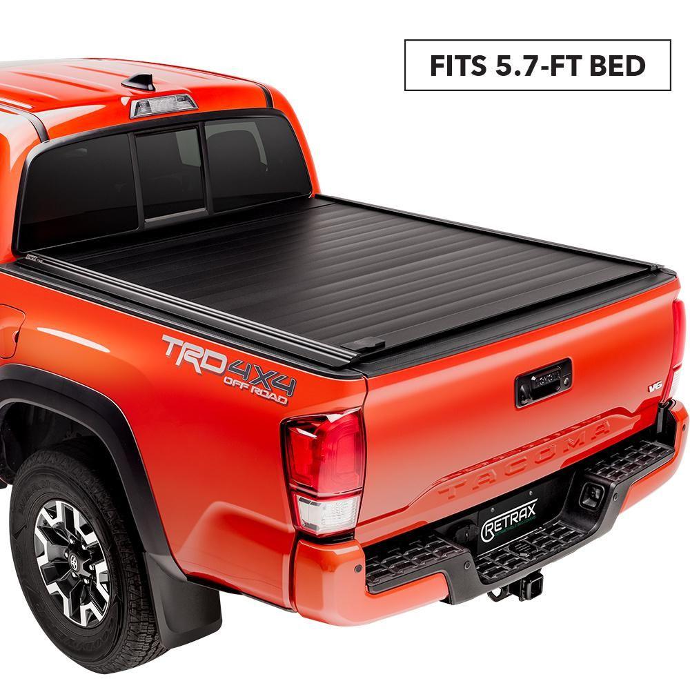 Retrax Pro Mx Tonneau Cover 04 19 Nissan Titan Crew Cab 5 7 Bed