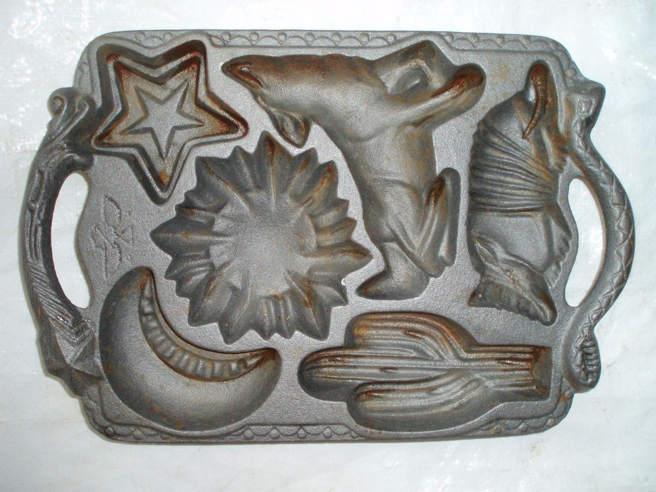 Bonanza :: Find everything but the ordinary   Griswold cast iron, Wagner cast  iron, Cast iron cooking