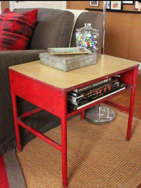 Vintage Desk Redo