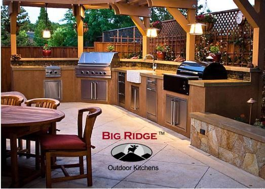 Outdoor Kitchen Packages Near Me