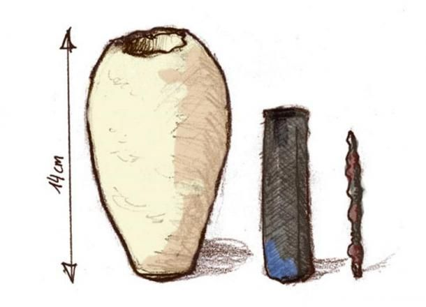 17 Out Of Place Artifacts Said To Suggest High Tech Prehistoric Civilizations Existed Baghdad Battery Prehistoric Civilizations Out Of Place Artifacts