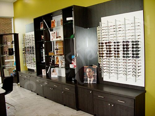 Closet Factory Orlando Helps A Doctor Create A Modern And High End  Optometry Office. | My Style | Pinterest | Optometry, Office Designs And  Cupboard