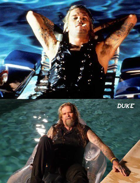 Ex W A S P Guitarist Chris Holmes Films Sequel To Infamous Pool