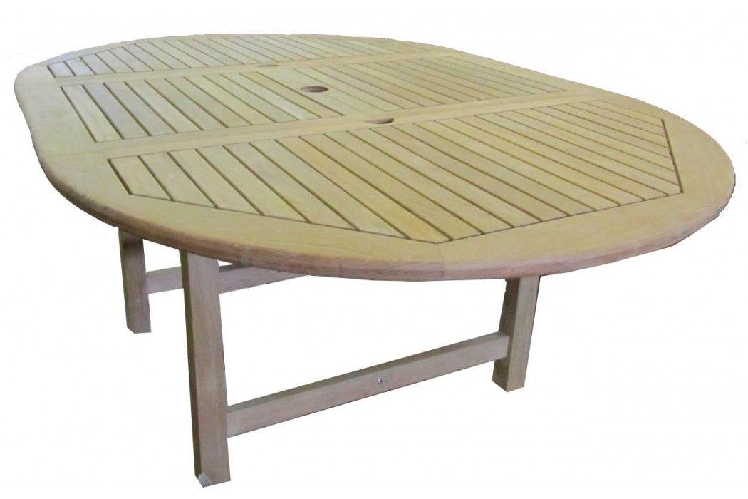 Ronde houten tuintafel aanbiedingen outlet tuinmeubelen