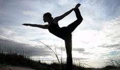 LOVE Peace Yoga in Bel Air. :)