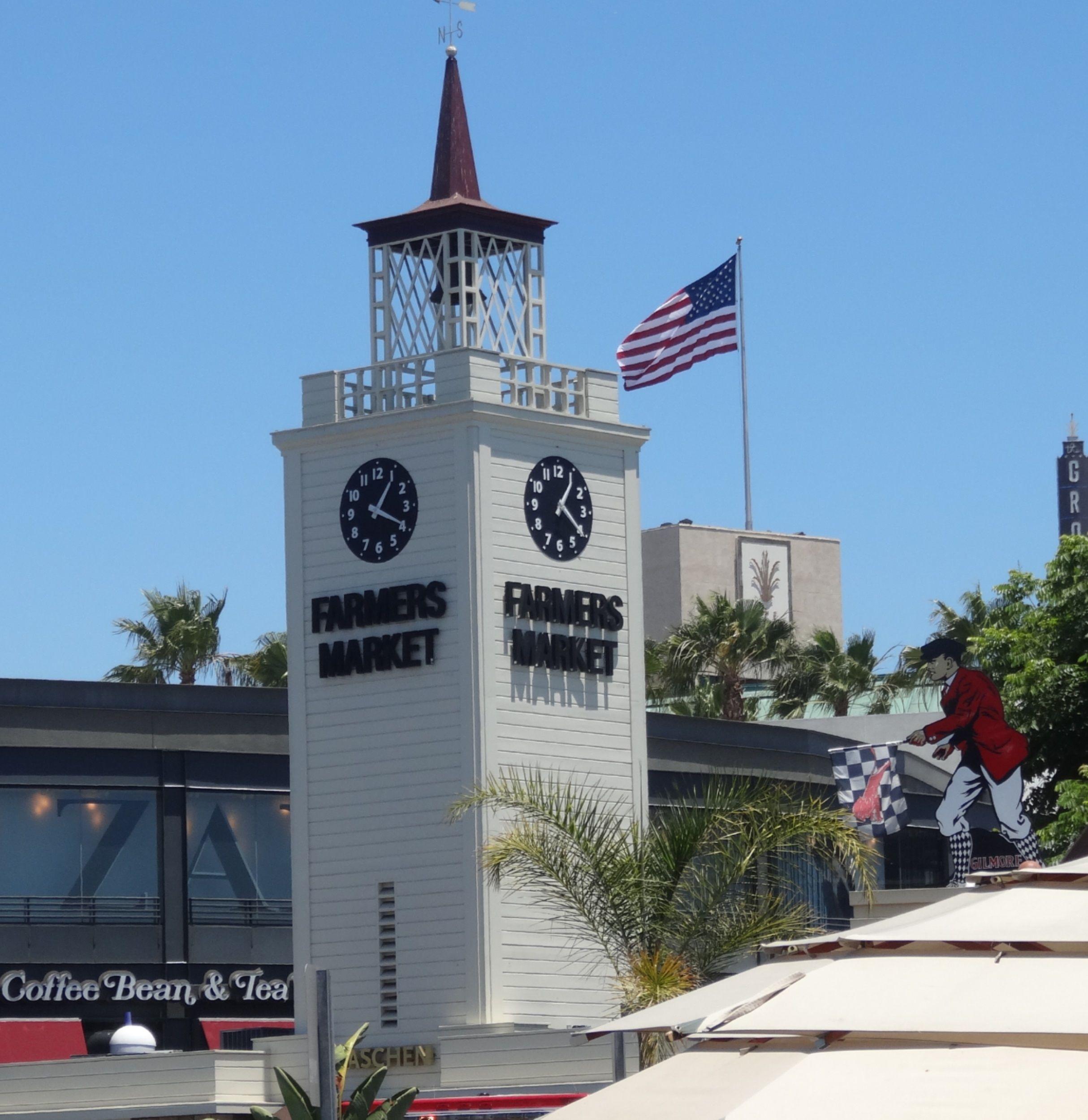 Hollywood, CA.  Farmers Market.  June 28, 2013.  Photo by Rebecca Kjolberg.