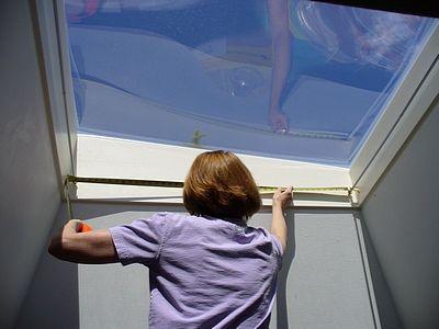 How To Make A Skylight Shade Skylight Blinds Skylight