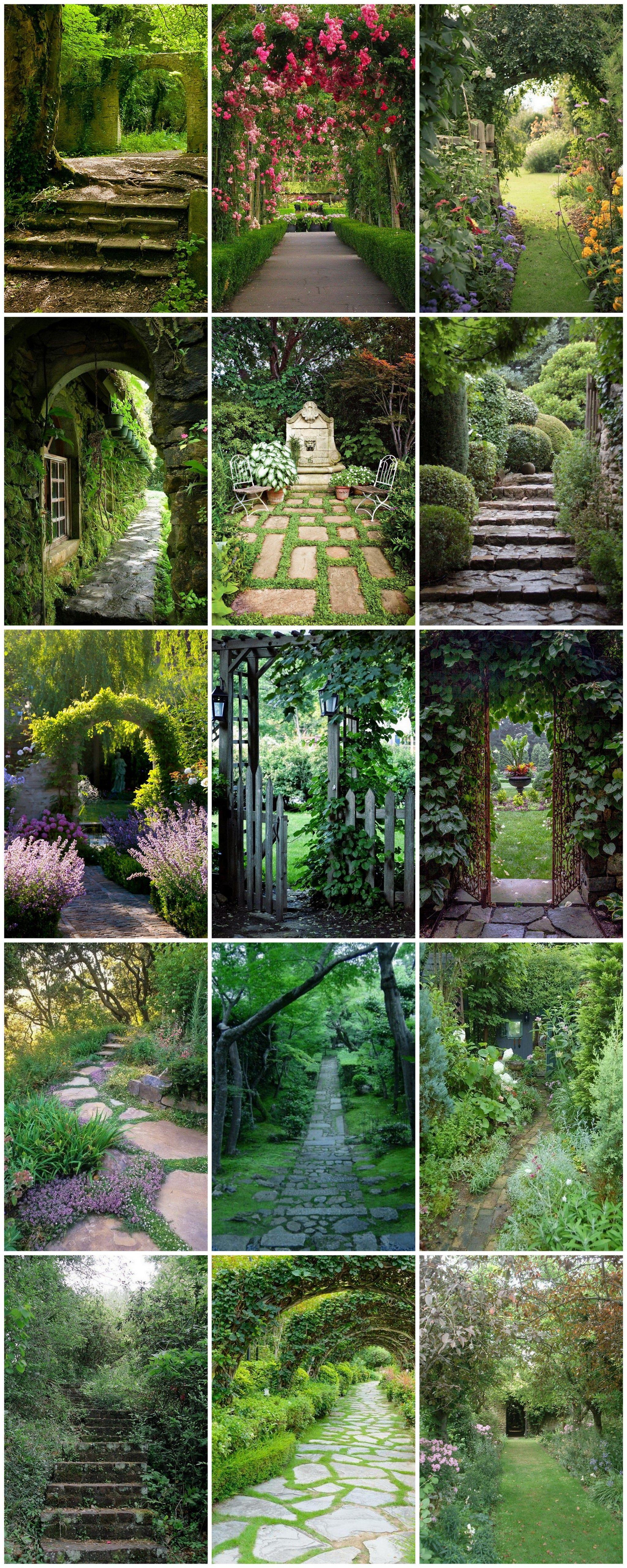 61 Magical Secret Garden Paths Dream Garden Garden Paths