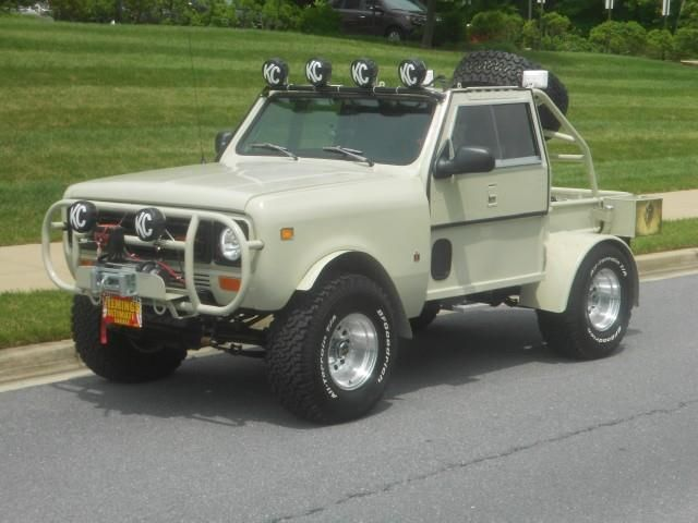 Used 1979 International Scout For Sale Tan 1979