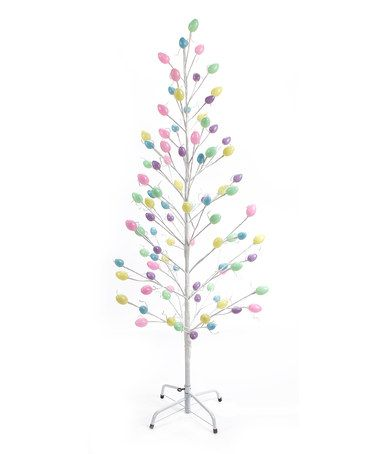 Look What I Found On Zulily 5 Light Up Easter Egg Tree