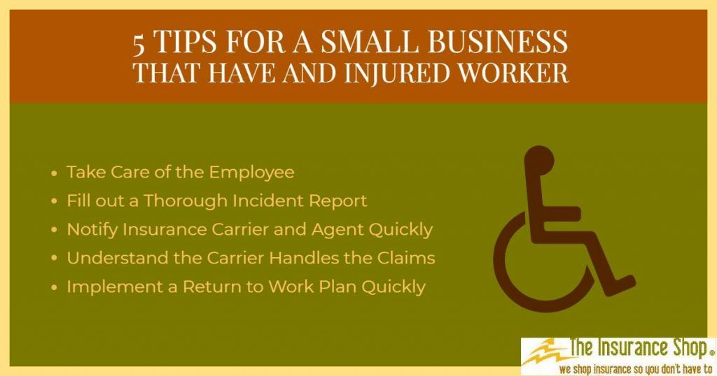 My Insurance Question Implementing A Return To Work Program For