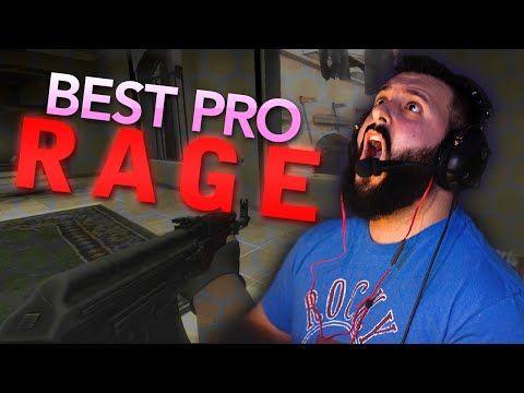 CS:GO Best of pro RAGE (ft  Olofmeister s1mple Stewie2K