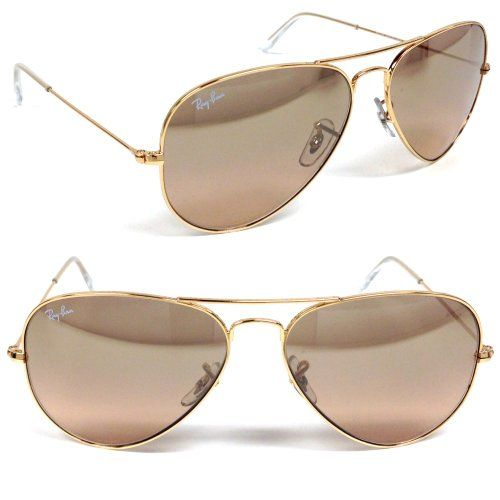 ray ban rb3025 aviator sunglasses gold frame crystal