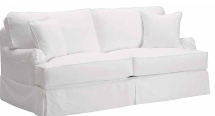 Slipcovered - Item #1243 - Bay Area Custom Sofas - Discount ...