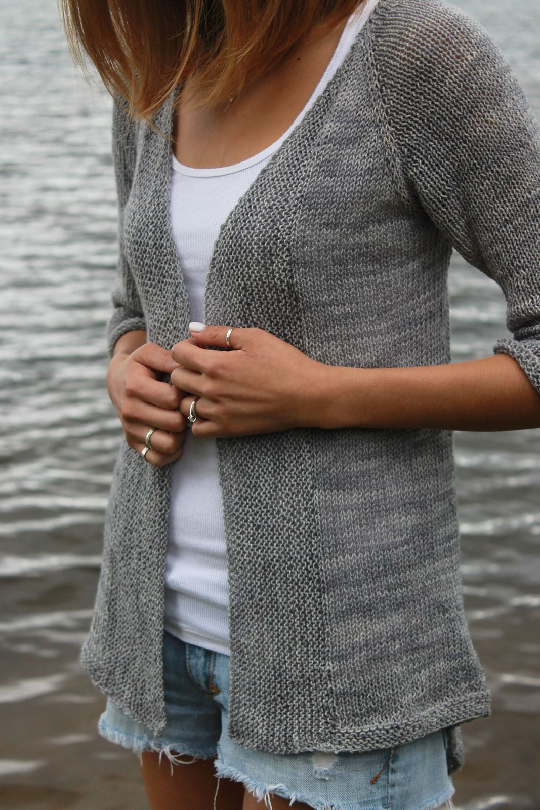 Catch & Release pattern by Melissa Schaschwary | Tejido, Dos agujas ...