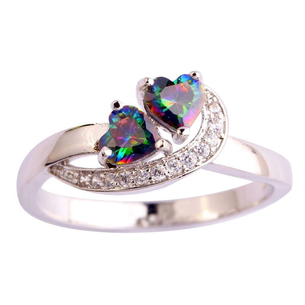 Order here Size 11 Pretty He... http://www.jeremiahjewelry.online/products/multi-11-pretty-heart-shape-mystic-rainbow-amp-white-topaz-multi-color-aaa-jewelry-silver-ring-size-6-7-8-9-10-11-wholesale-free-shipping?utm_campaign=social_autopilot&utm_source=pin&utm_medium=pin @JeremiahJewelry.Online