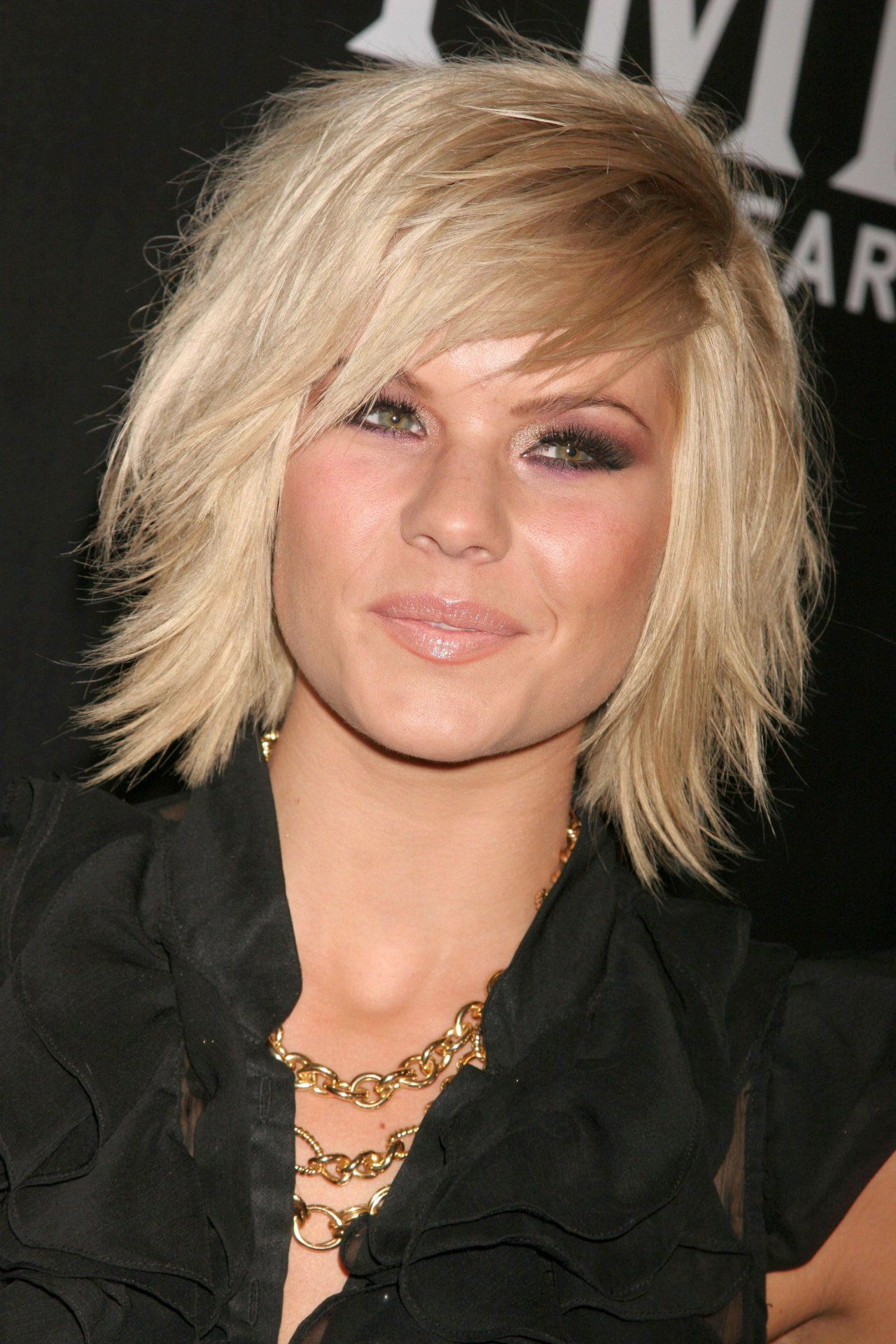 9 hottest kimberly caldwell hairstyles : celebrity