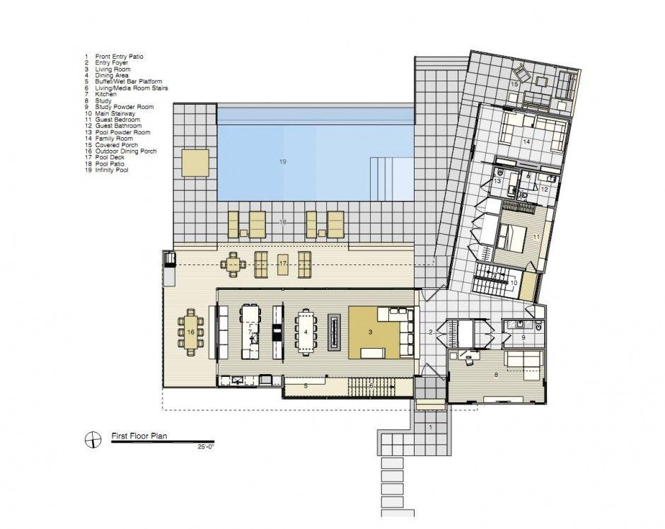 Floor plan - outdoor living | ARCH | Floor Plans | Pinterest ...