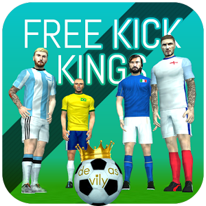 Free Kick King Game
