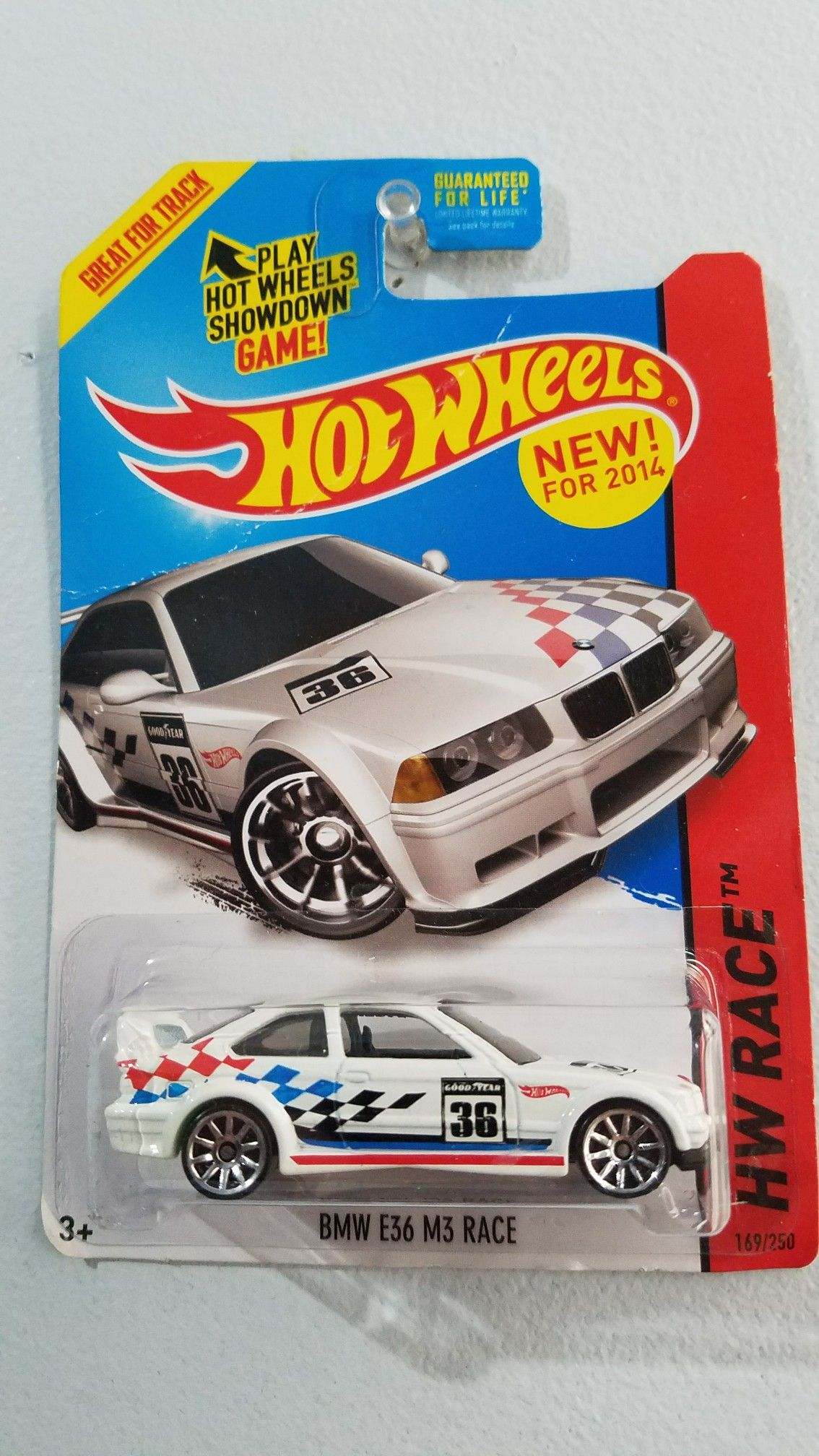 Hot Wheels Bmw E36 M3 Race Brought To You By Smart E Hot