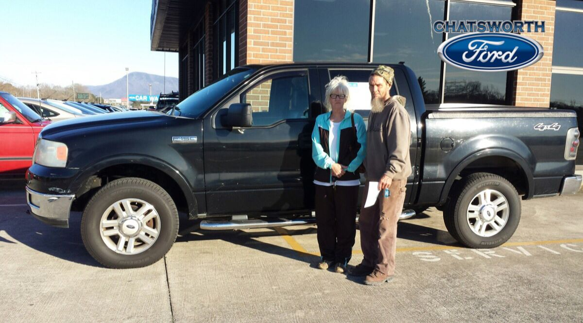 congrats barbara and bob byers of chatsworth ga on your new 04 f 150 crew cab sold by brian smith we know you re going to ford news things to sell car pinterest