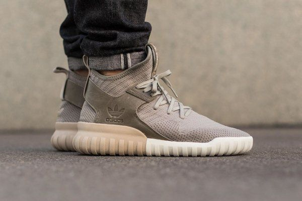 Adidas Originals Tubular X Knit 'Sesame' post image