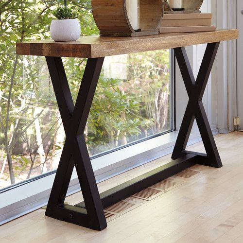 Found it at AllModern - Wesling Console Table | Entrée | Pinterest ...