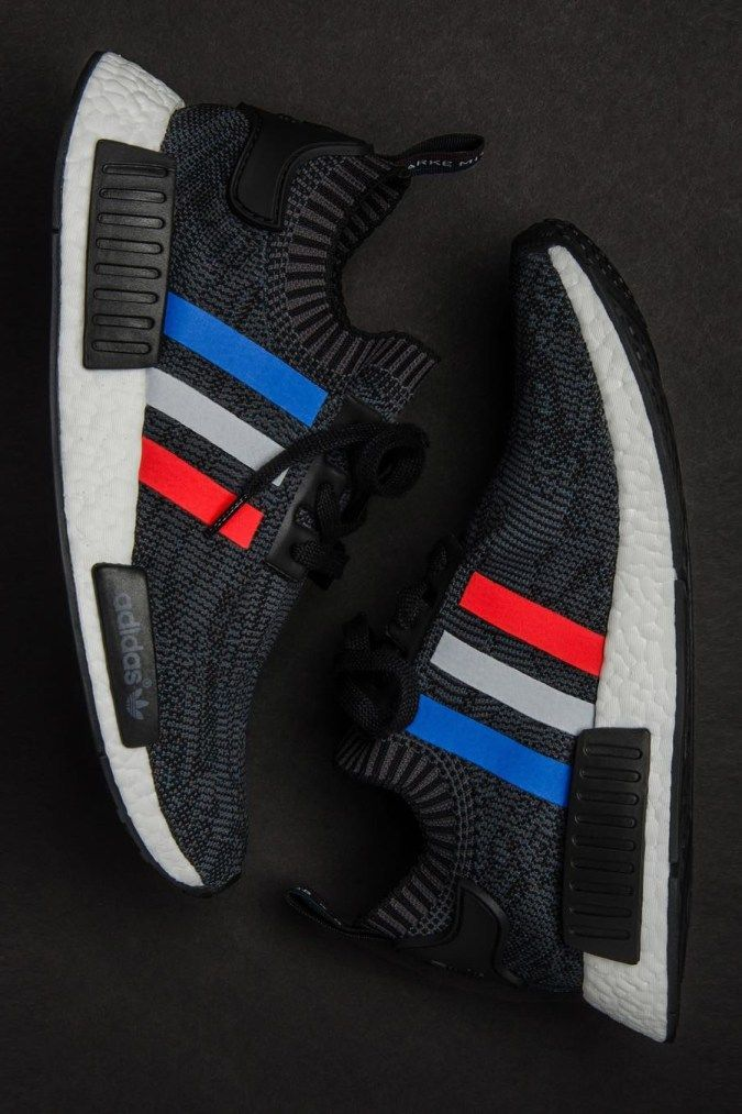 Here S An In Depth Look At The Adidas Originals Nmd R1 Tri Color