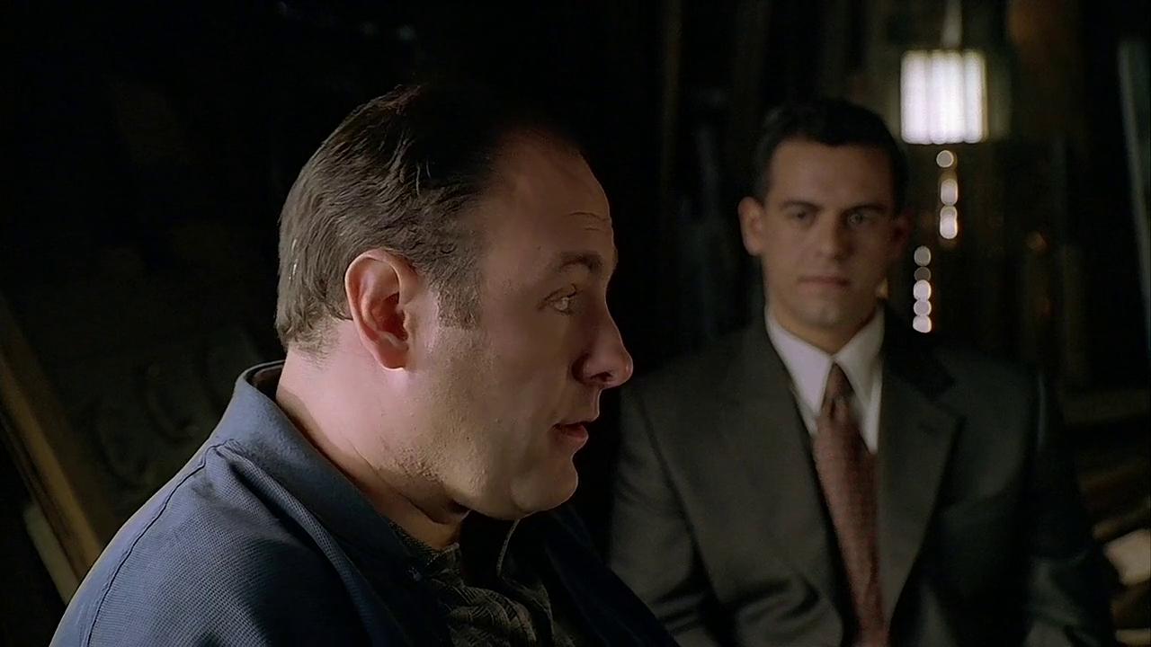 The Sopranos: Season 1, Episode 13 , I Dream of Jeannie