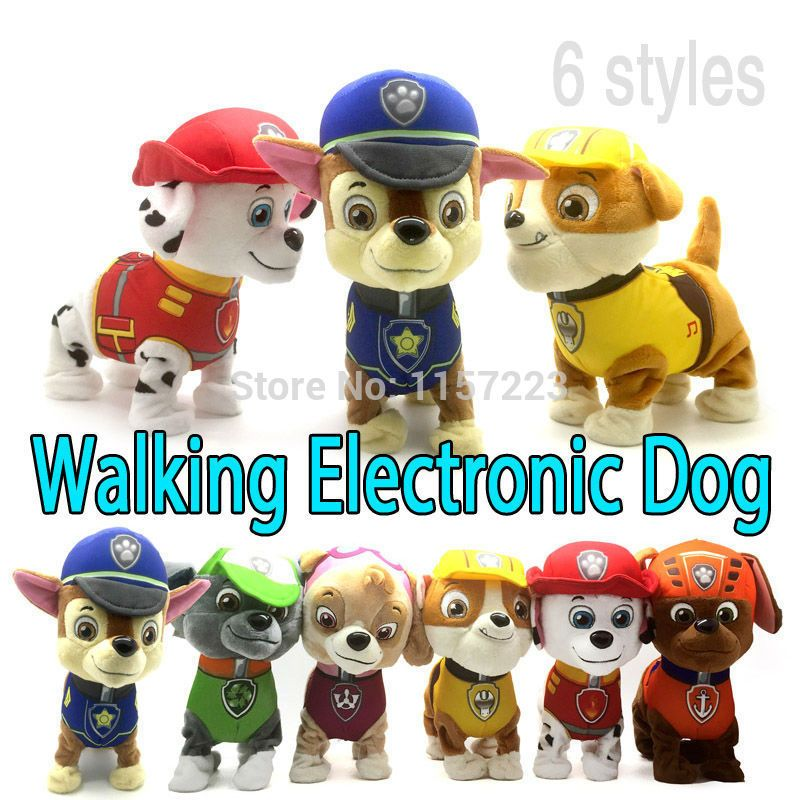 Marcher Barking Musique Chien Robot Animal électronique