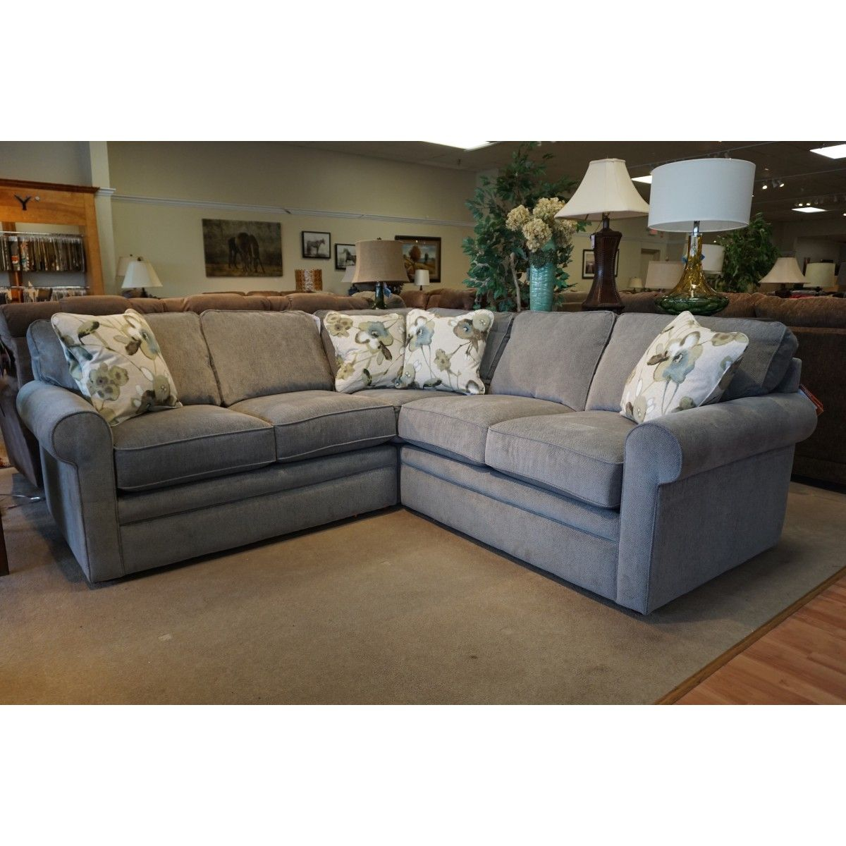 La-Z-Boy Collins Sectional | Lazy boy furniture
