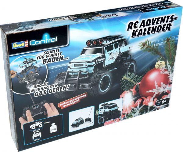 Revell Weihnachtskalender.Revell Control Rc Truck Adventskalender 2016 Adventkalender
