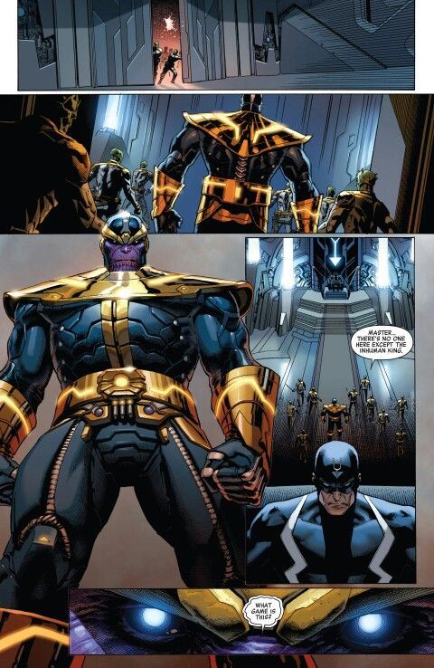 Black Bolt Vs Thanos Marvel Inhumans Black Bolt Marvel Dc Comics Art
