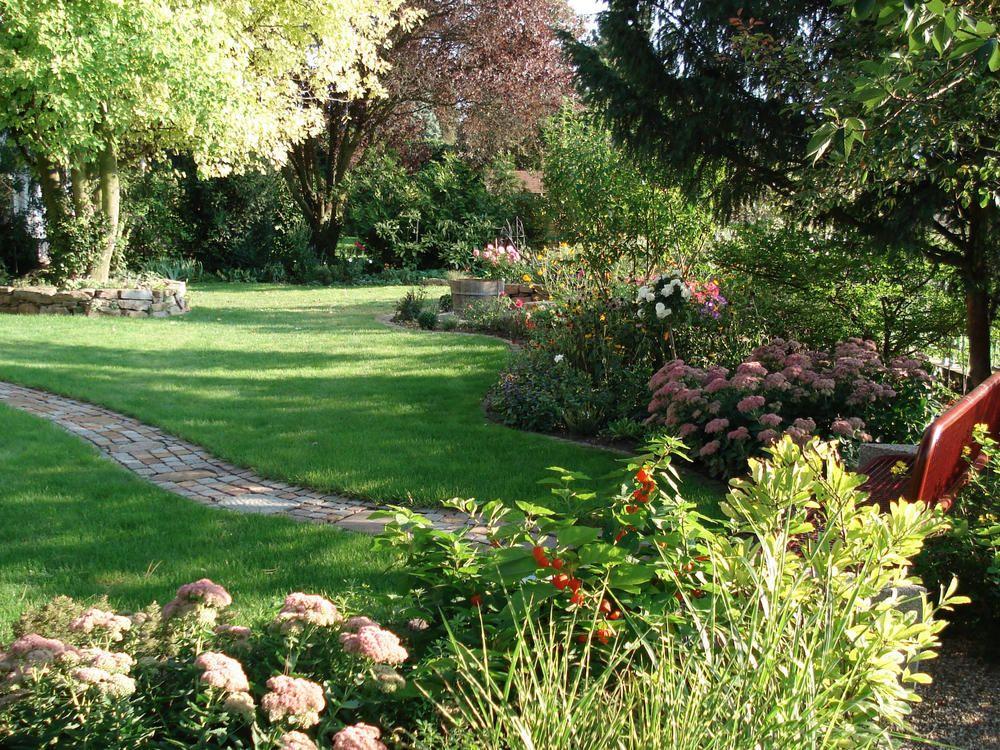 Die 5 Goldenen Regeln Der Gartengestaltung Gartengestaltung Garten Selbstversorger Garten