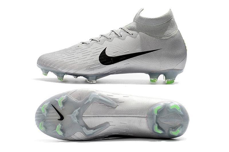Ronaldo Nike Mercurial Superfly 6 Elite Cr7 Fg World Cup White Blue Gold Soccer Cleats Nike Soccer Boots Nike Soccer Shoes