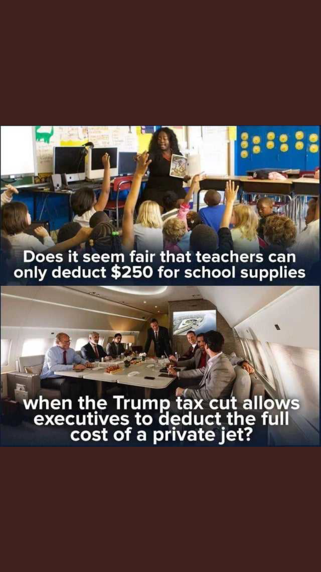 Pin by Mary D on VOTE to save our country‼️ Trump taxes