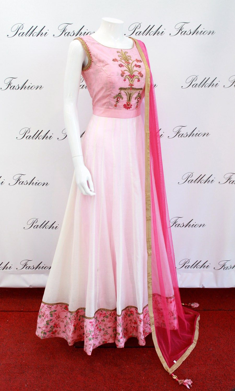 2147606f12 Designer Anarkali Outfit / Gown| Buy Online| Palkhi Fashion Houston ...