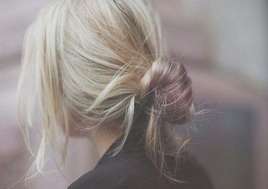 Meet the Banana Bun — It's the Parisian Hair Trend You'll Be Living in Next Season