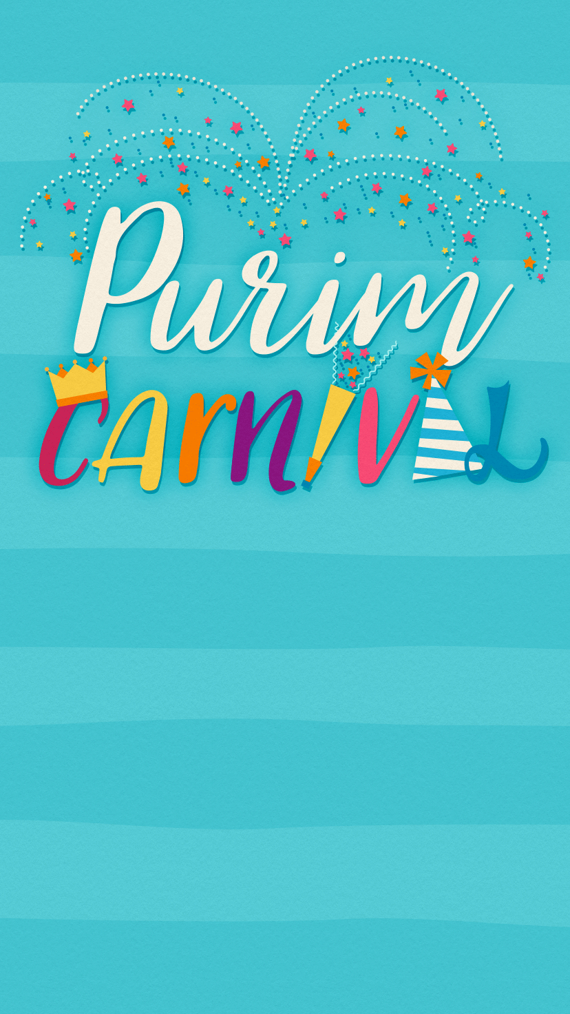 Celebrate Purim With This Free Paperless Evite Invitation