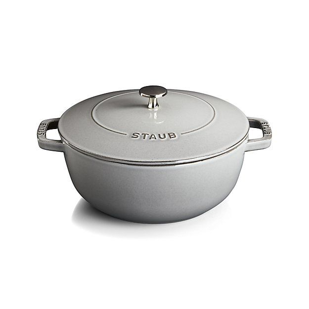 Preferred By Some Of Worldu0027s Greatest Chefs, French Made Staub Cookware Is  Renowned For
