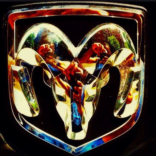 dodge ram logo color - Dodge Ram Logo