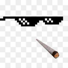 T Shirt Sunglasses Clip Art Thug Life Unlimited Download Kisspng Com Ideias Para Videos Do Youtube Fotos De Galaxias Rostos De Meme