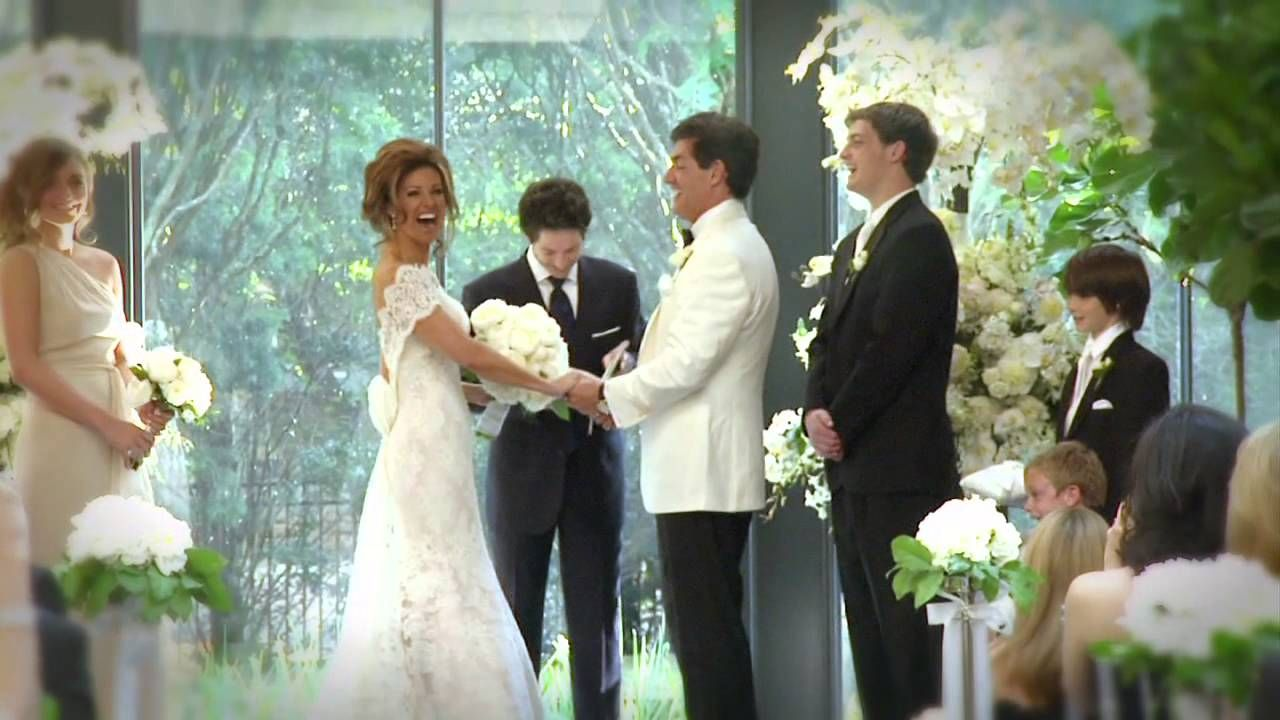 Dominique Sachse Wedding Video Youtube Joel Osteen