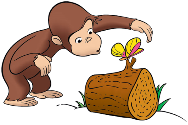 Curious George Wallpaper Hd Wallpapers Fotografi